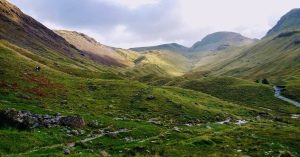 Ennerdale and Great Gable