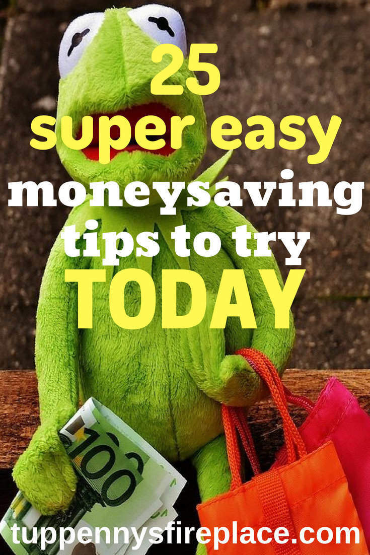25 tried and tested moneysaving tips. These money saving tips, tricks and hacks will ehlp your budget your money to go further. Whether you need to pay off debt or save for a holiday you will save money following these tips. #savemoney #money #budget