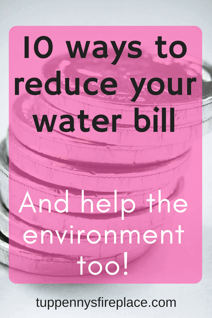 Cut your water bill with these brilliant money saving tips. Be eco friendly and manage your money. Budgeting tips to help you save money and save water. Help the environment and help your budget by saving water and saving money. #savewater #ecofriendly #ecotips #savemoney #savingmoney #personalfinance #moneysavingideas #moneysavingtips #budgeting #budgets