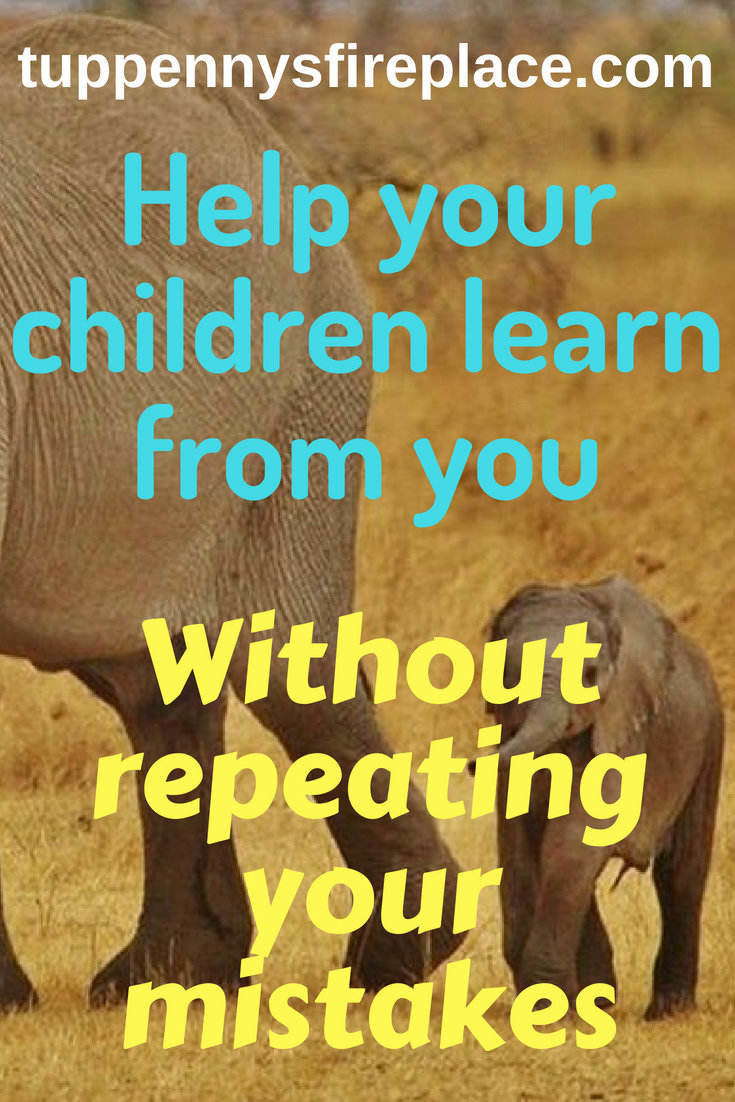 How do your children learn from you without repeating your mistakes? Do you try to shield your children from your mistakes and stop them from making their own? Read more to find out why your children don't listen to you and how to help them and guide them through life's tough decisions. #lifedecisions #finances #financialdecisions