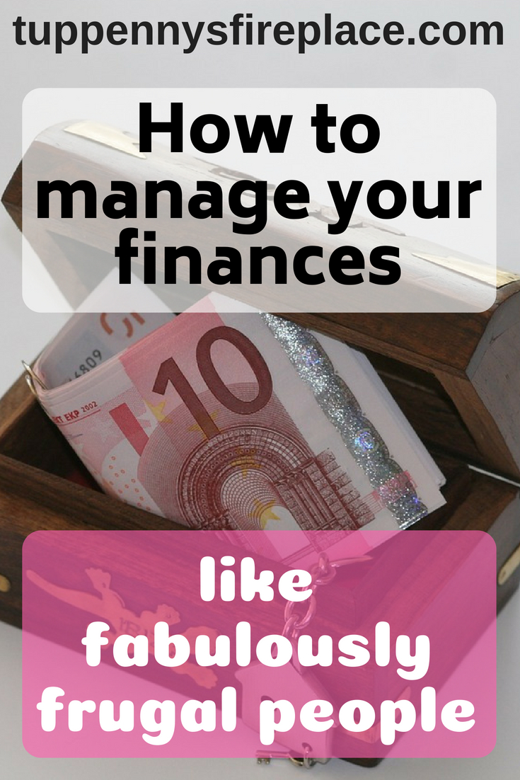 What fabulously frugal people always do to organise their finances. Frugal people look after their finances and make the most of their money allowing them to achieve their money goals. Being frugal allows you to stick to your budget and save money for your future. #frugal #frugalliving #savemoney #savingmoney #savings #budgeting #goals