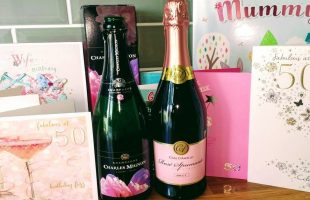 Turning 50 – musings with champagne