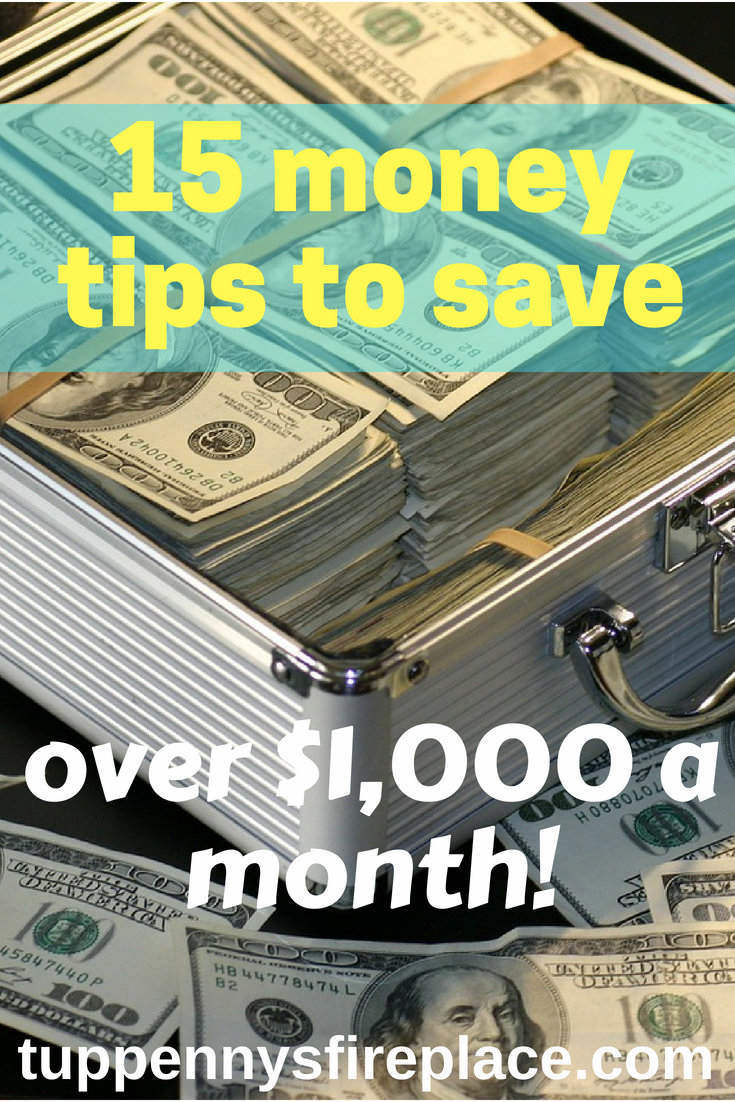 15 brilliantly easy ways to save money. Read these savings ideas that will help you achieve your money goals. Personal finance tips, budgeting tips and frugal living tips all will help you with budgeting and saving your money. #savemoney #personalfinance #savingmoney #budgeting #budget #moneyplan #moneygoals #finances #financialadvice #frugalliving #frugal