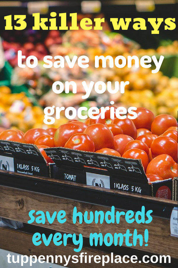 Money saving tips and budgeting tips to cut your grocery bill. Shopping tips to save money and eat well on a budget. Manage your money, cut your grocery budget and feed your family for less. #savemoney #budgeting #budgets #grocerybill #groceries #savingmoney #frugallifestyle