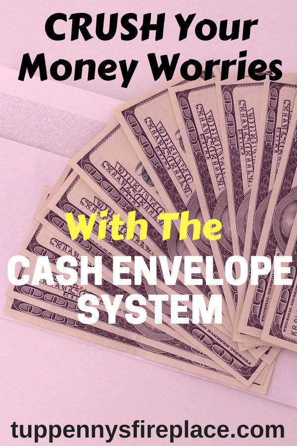 Use the cash envelope system to budget and save money. Achieve your money goals and pay off debt using a cash budget to organise your personal finances. Manage your money with the envelope budget system. #cashenvelopes #cashenvelopesystem #budgeting #savemoney #budget #budgettips #moneygoals #finance #personalfinances