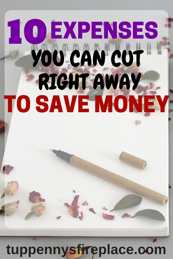 Cut these monthly expenses, reduce your bills and save money. Money saving tips and budgeting tips to help you manage your money. Personal finance tips and frugal living tips. Save money today! #savemoney #moneygoals #money #savingmoney #moneytips #bills #budgeting #finances