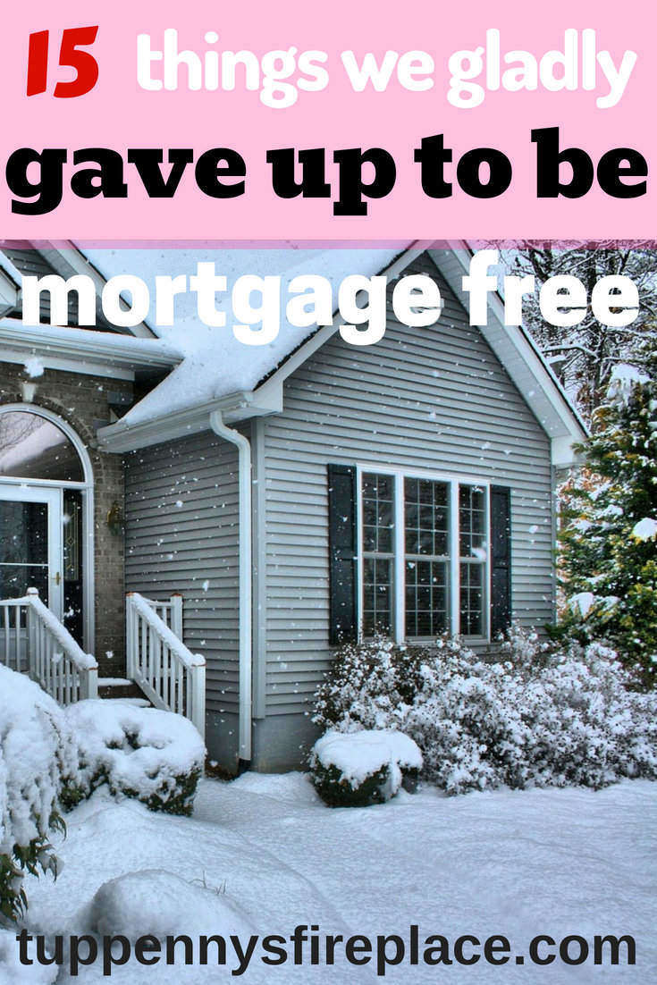 15 money saving tips to help you become mortgage free. Pay off your mortgage years early by using these money saving hints and tips. Manage your money to pay off your home loan and save thousands in interest payments. #mortgagefree #payoffmortgage #savemoney #savingmoney #money #debtfree