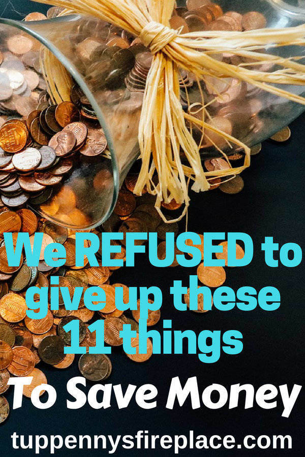 Money saving ideas we rejected. Best budgeting tips for a frugal lifestyle not a cheapskate one. Get your personal finances in order so you can save money and achieve your money goals without giving up everything. #moneysavingideas #savemoney #savingmoney #frugallifestyle #budgeting #moneygoals #personalfinance