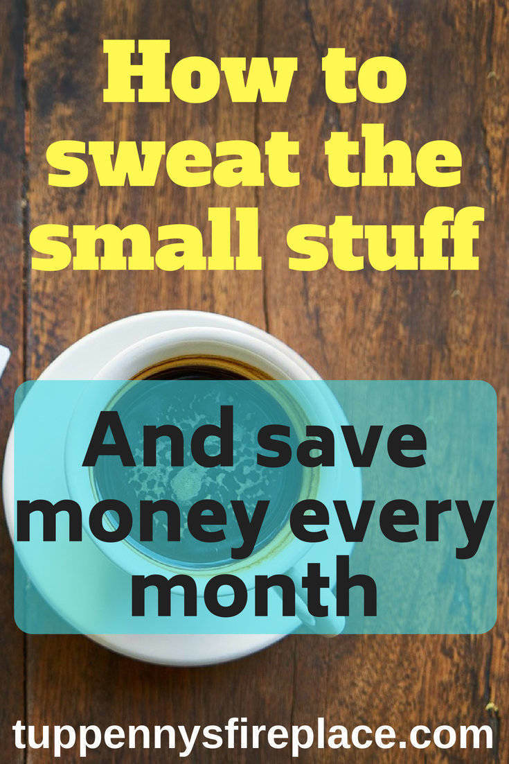 Money Focus - why I am sweating the small stuff. Look after the pennies by tracking everything you spend. Save money and cut your budget by organising your personal finances better. pay off debt with the extra money. #payoffdebt #debtfree #savemoney #moneygoals #personalfinance #budget #budgeting #budgettips