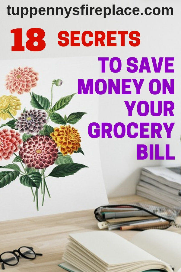 If you are looking for ways to save money and get your grocery list on a budget then cutting these items from your food shopping list will help! If you are food shopping on a budget then these frugal tips will really help you save money and stick to your budget. #grocerybudget #foodshoppinglist #savemoney #budget #budgeting #frugalliving #frugaltips #savemoney #savingmoney
