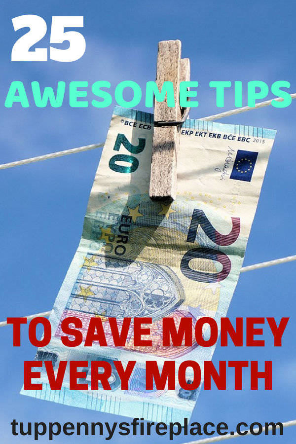 These money saving tips, tricks and hacks will help you manage your budget and save your pennies and dollars. Save money on food, your house, utility bills and much more. #money #moneysaving #moneytips #budget #personalfinance #savemoney #frugalliving #frugal #frugallifestyle #savingmoney #moneygoals