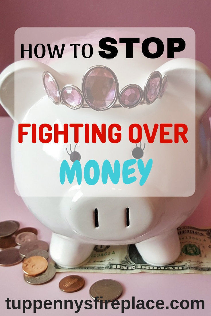 Stop arguing about money by giving yourselves personal spending money for guilt free spending. Save money with a fun money budget and enjoy managing your money. #marriage #savemoney #moneygoals #funmoney #personalspending #budgeting #finances #personalfinance