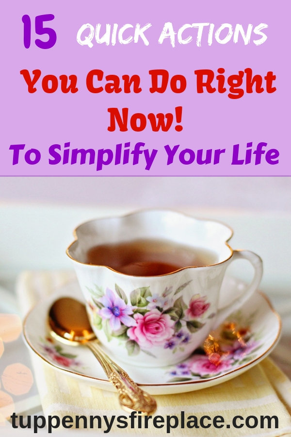 How to simplify your life when you don't know how. Find inspiration on how to simplify your home and tips to simplify your lifestyle. If you are feeling overwhelmed and want to de-clutter then a simplified lifestyle is just what you need. #simplify #simplifyyourlife #simplifiedlifestyle #declutter #minimalism