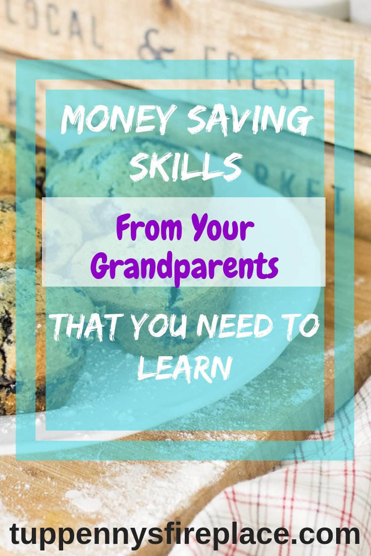 Traditional frugal living tips that will help you save money. Homemade is best whether you are homesteading or trying to simplify, cut your costs and budget or be thrifty. Why not try one of these money saving skills your grandparents used and save money. #frugalliving #howtobefrugal #frugallifestyle #budgeting #savemoney