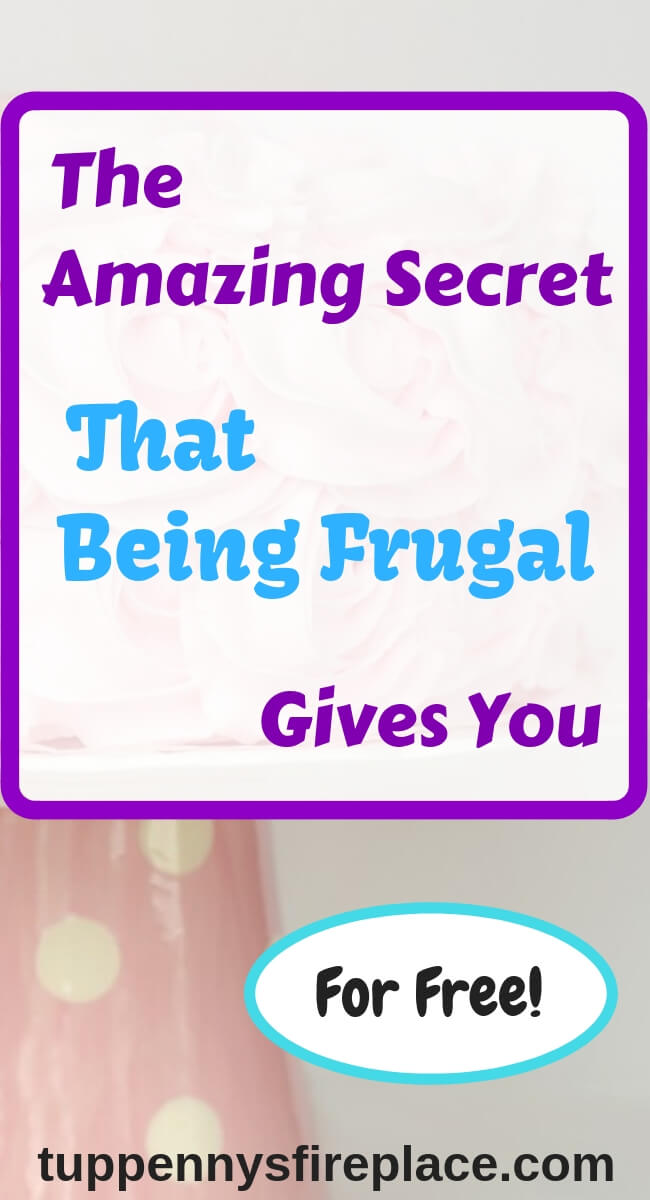 Find out how living frugally helps you simplify your life. A simple life is less stressful, less cluttered and you will find enjoyment when you simplify life. Frugal living's greatest secret is a simplified life. #frugalliving #frugal #simplifyyourlife #simpleliving #simplifiedlife #minimalism #lessclutter #simple