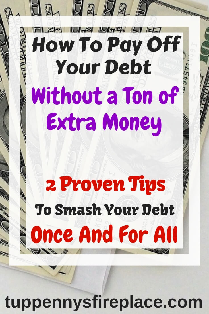 Read about the best ways to pay off your debt and become debt free. Pay off debt by using either the snowball or avalanche method of debt repayment. Manage your money more effectively using this financial advice and save money for your future. #budgeting #budget #personalfinance #finances #moneysavingideas #savemoney #savingmoney