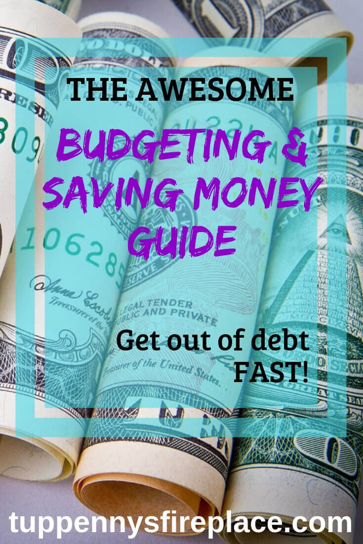Do you want to know how to budget and save money? Read how to live on a tight budget that helps you pay off your debt and provides the best way to save money for your family's future. #budget #debtfree #personalfinance #budgeting #frugalliving #moneysavingideas