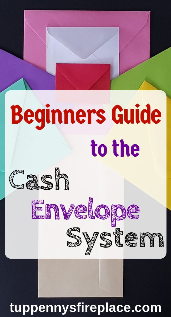 Manage your money like a pro with the cash envelope system. The ultimate guide on how to save money using cash. Budgeting tips to help you pay off debt. #savemoney #budgeting #tuppennysfireplace #budget #cashenvelopes #savingmoney
