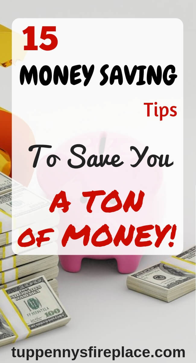 15 brilliantly easy money saving tips to help you manage your money and save more. Achieve your money goals with these budgeting tips and frugal living tips. #personalfinance #savemoney #savingmoney #moneysavingideas #moneysavingtips #budgeting #frugalliving #frugal