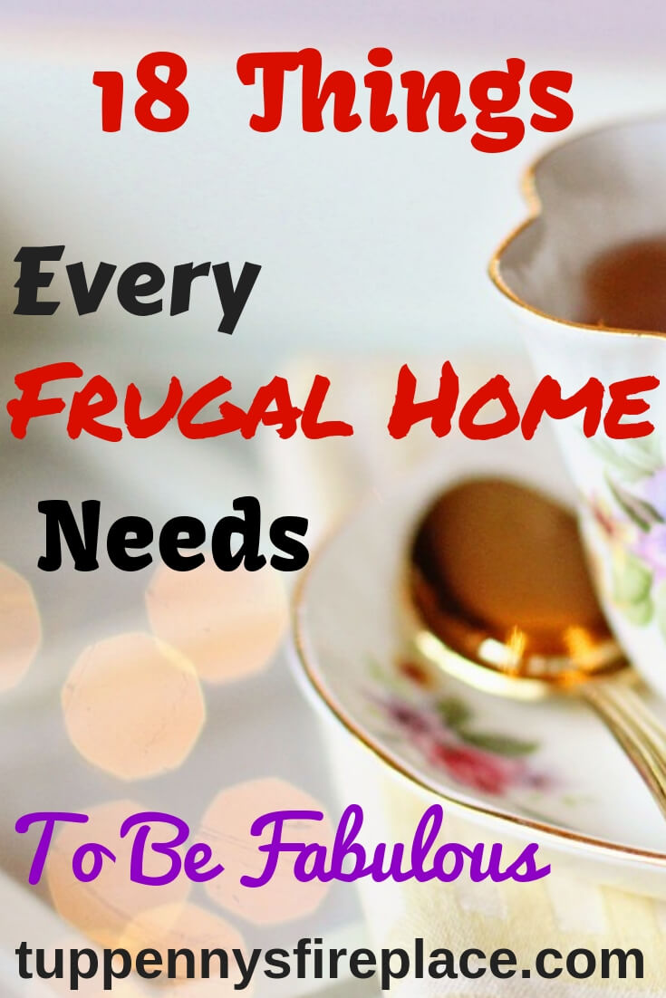 Frugal living tips to help you have a fabulously frugal home without spending loads of money. Saving money tips and frugal living ideas for thrifty living and living on a budget. #frugalliving #frugal #moneysavingideas #moneysavingtips #thriftyliving #thrifty #savingmoney #savemoney #budgeting #frugalhome