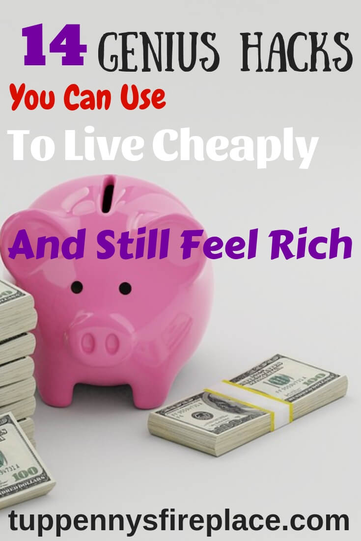 These strategies for living on next to nothing will help you save money and live cheaply. When you're broke and have no money you need money saving tips to budget and get through to your next paycheck. #beingbroke #livecheaply #cheapliving #livingonnexttonothing #moneysavingideas #moneysavingtips #savemoney #savingmoney #budgeting