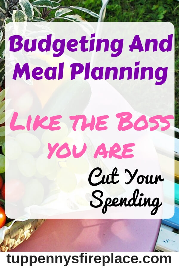 Meal planning on a budget doesn't need to be hard. Check out this super simple guide with tips on how to get started and ideas to save you a ton of money. #mealplanning #mealplan #savemonye #moneysavingideas #moneysavingtips #frugalliving #frugal