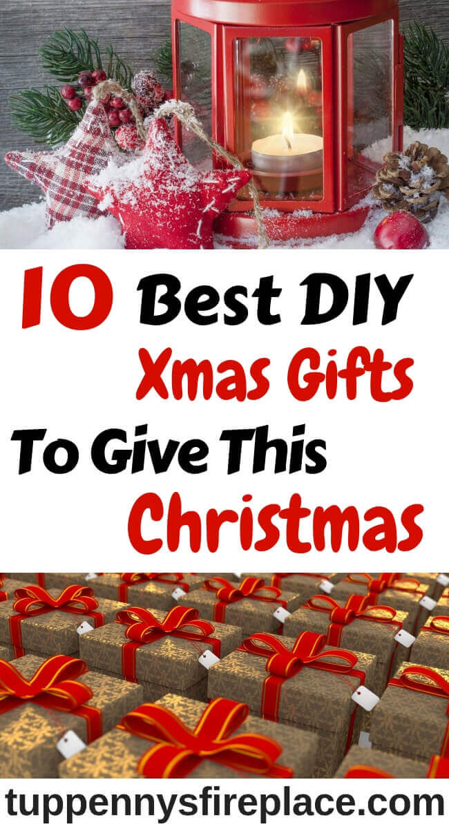 10 Best Homemade Gifts For Christmas No Cooking Required
