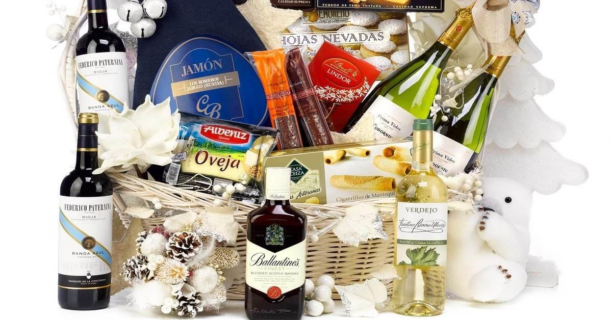 Christmas hampers for the frugal person