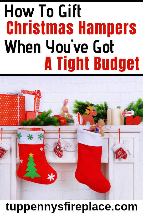Christmas hamper ideas and deals you can pick up today. Create your own or buy christmas hampers as christmas gifts for the whole family. #christmashampers #christmasgifts