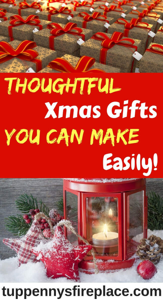 Gorgeous homemade food gifts for Christmas that don't cost a fortune to make. Handmade edible Christmas gifts that are cheap and easy to make. Homemade Christmas gifts, choose from savoury, gifts in a jar or for kids. #christmasgifts #homemadegifts #homemadechristmasgifts