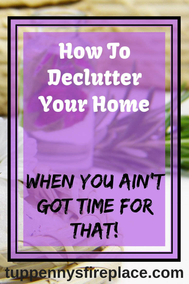 Running out of time to declutter your home before the holidays? Feeling overwhelmed? Don't worry! This post will show you how to declutter your home FAST. Choose your declutterring priorities. #decluttering #declutteringideas #simplifylife #simplifiedliving #declutter
