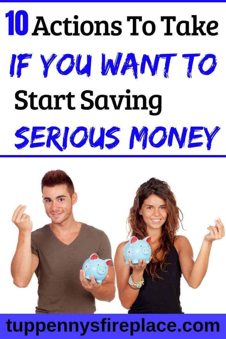 Fabulous practical ways to save money that will help you kickstart your money saving journey. Al the best ways to save money in one place. #moneysavingideas #moneysavingtips #savingmoney