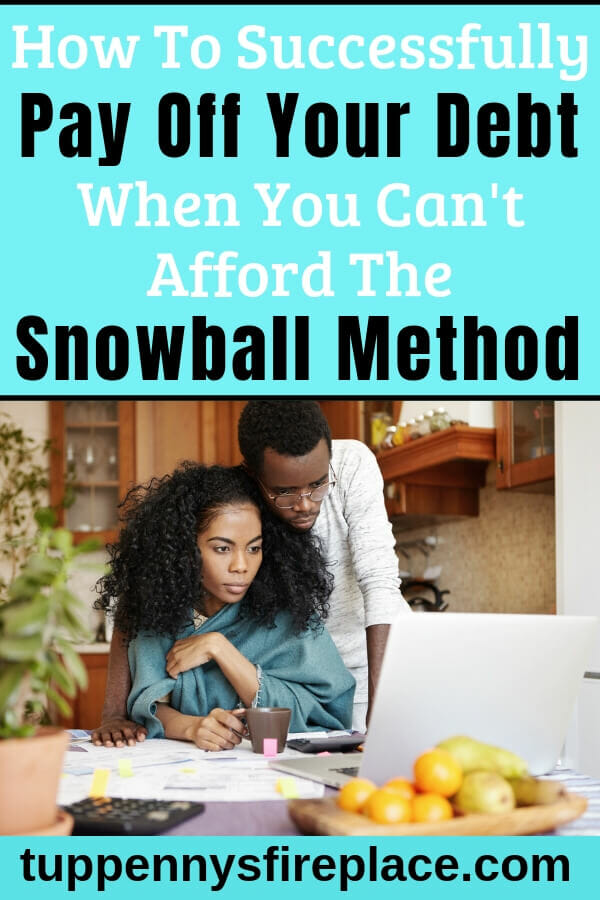 Thank you so much for this advice! Just what I need because I want to get out of debt but can't afford the snowball method. Can't afford minimum repayments? You need debt management help. #payoffdebt #debtfree #debtmanagement