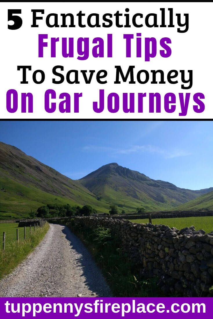 Such simple tips that will help me save money on my travels. Great frugal living tips and ways to save money on your car journeys and frugal holidays. #budgeting #roadtrip #carjourney #frugallifestyle #savingmoney #frugaliving
