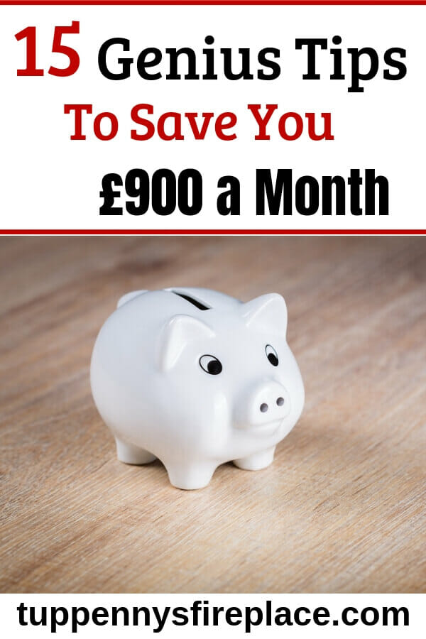 I love how these 15 brilliantly easy money saving tips will help me manage my money and save more. Achieve your money goals with these budgeting tips and frugal living tips. #personalfinance #savemoney #savingmoney #moneysavingideas #moneysavingtips #budgeting #frugalliving #frugal