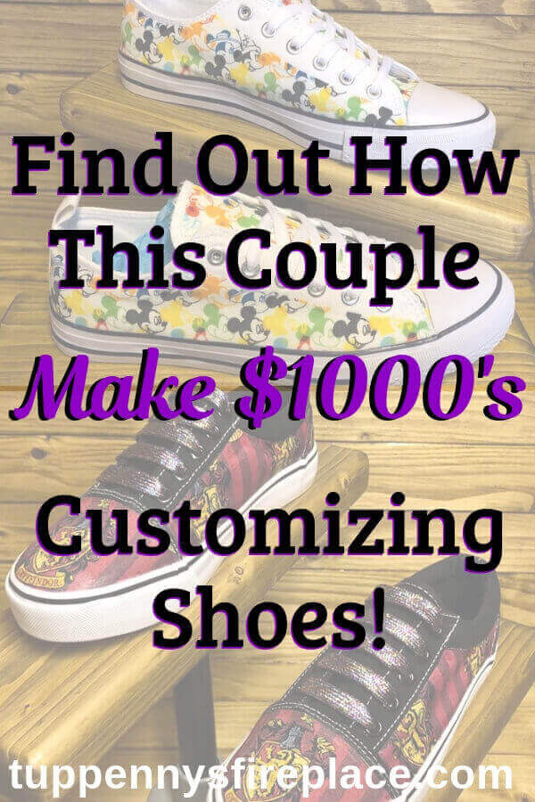 c3a0bcaae59 How We Make  1000 s In Extra Cash Every Year Customizing Shoes